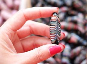 glaskralen om juwelen te maken, stockverkoop 19