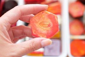 schijven van Muranoglas,stocksale antwerpen 3