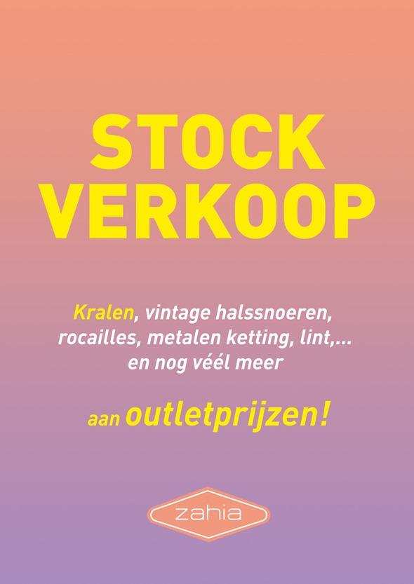 stockverkoop 1b