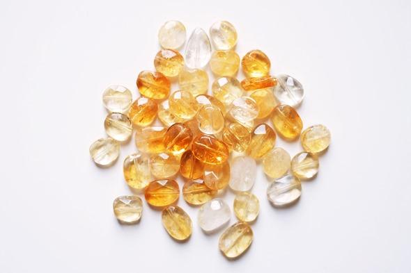 citrine kralen, edelstenen om juwelen te maken zahia 2 (3)