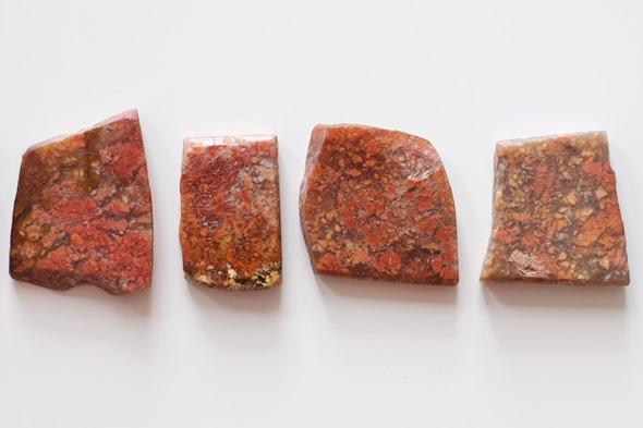 ruwe chalcedoon kralen, edelstenen om zelf juwelen te maken, zahia kralen (1)