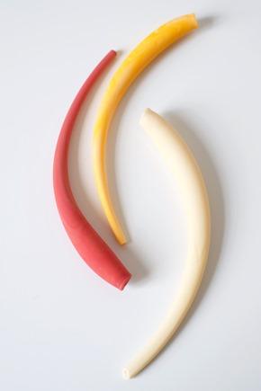 tubo kralen van Muranoglas om juwelen te maken, zahia kralen 2b