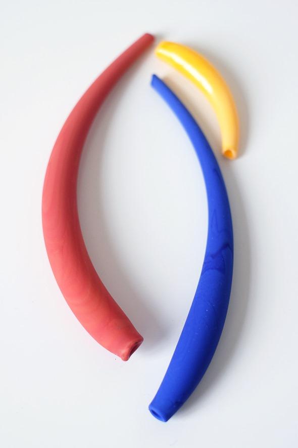 tubo kralen van Muranoglas om juwelen te maken, zahia kralen 4