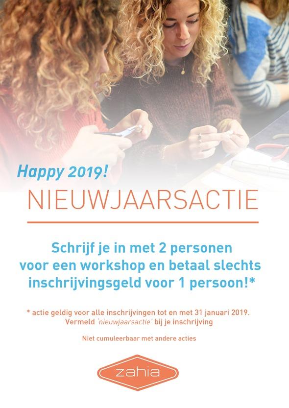nieuwjaarsactie 2019