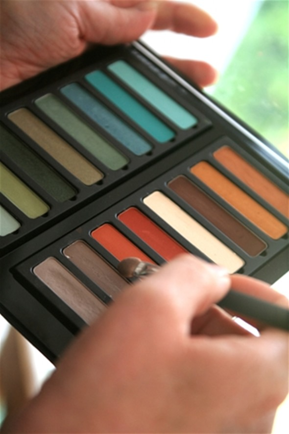 uitverkoop make-up make-up studio oogschaduw palet