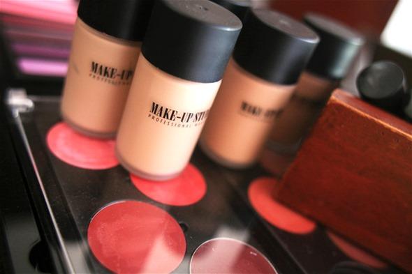 uitverkoop make-up make up studio zahia antwerpen