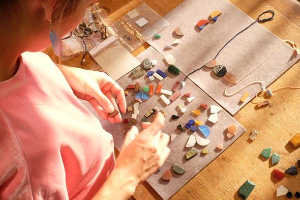 juwelen maken met kralen, zahia exclusive collectie