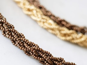 amber snoeren vintage rocailles_seed beads_zahia kralen4