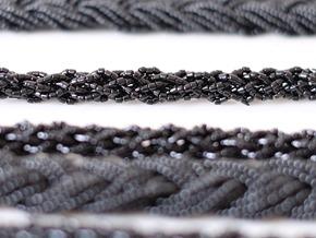 zwart vintage rocailles_seed beads_zahia kralen