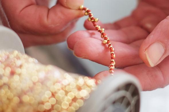 bedeltjes ketting om zelf juwelen te maken